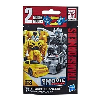 Transformers Transformers 6 Turbo Changers Sürpriz Paket Renkli